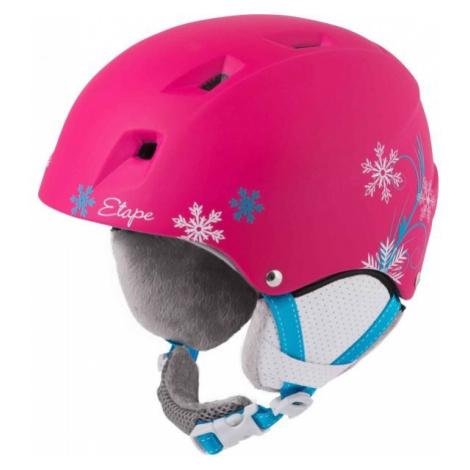 Etape SCAMP pink - Children's ski helmet