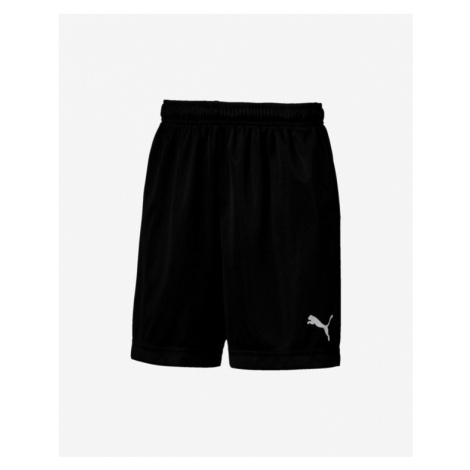 Puma Football Play Kids Shorts Black
