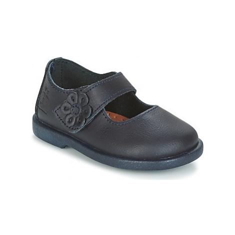 Citrouille et Compagnie MILSO girls's Children's Shoes (Pumps / Ballerinas) in Blue
