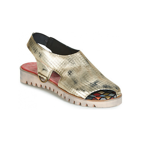 Papucei BLIS women's Sandals in Silver