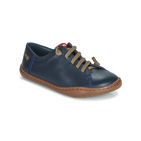 Camper PEU CAMI boys's Children's Casual Shoes in Blue