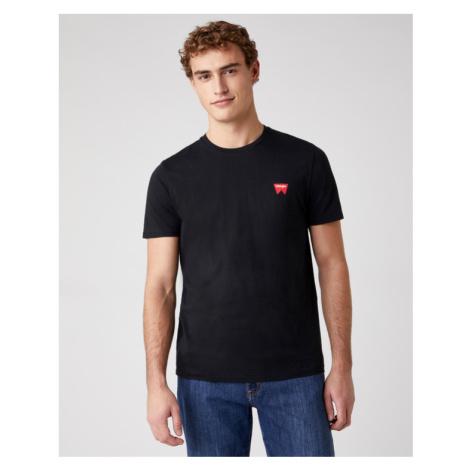 Wrangler Sign Off T-shirt Black