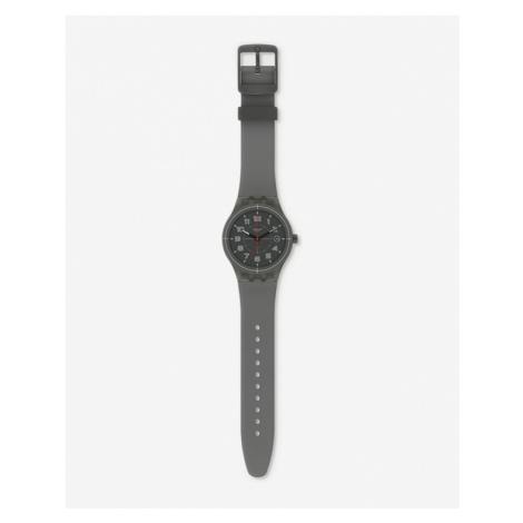 Swatch Sistem Ash Watches Grey