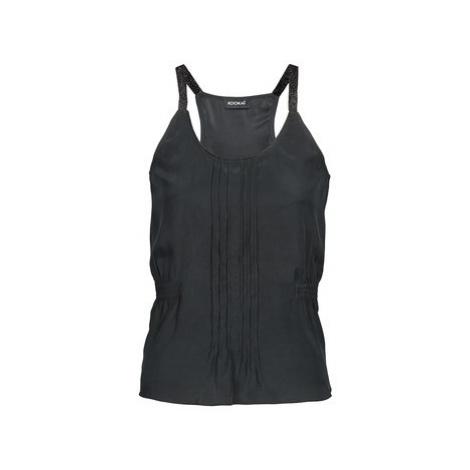 Kookaï GUISINE women's Vest top in Black