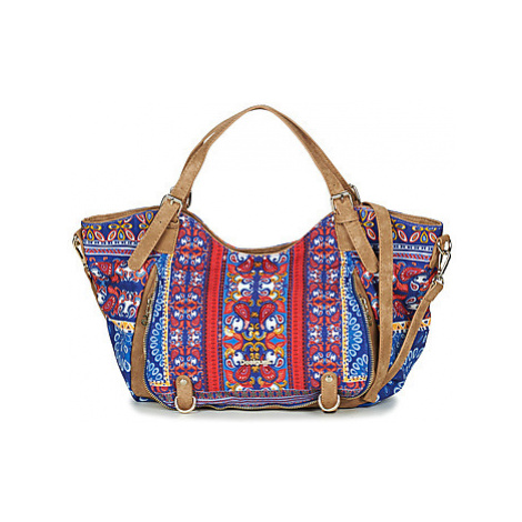Desigual ALANIS ROTTERDAM women's Shoulder Bag in Multicolour