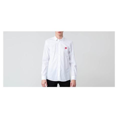 White men's informal shirts