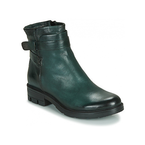 Dream in Green FOMENTANA women's Mid Boots in Green