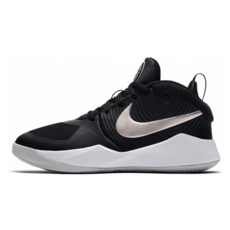 Nike Team Hustle D 9 Older Kids' Basketball Shoe - Black