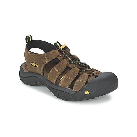 Keen NEWPORT men's Sandals in Brown