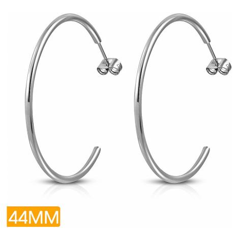 earrings Body Art EHE044 - Silver