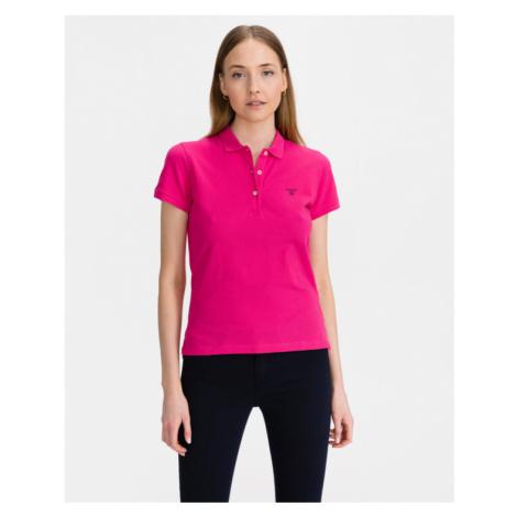 Gant MD. Summer Polo Shirt Pink