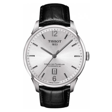Tissot Watch Chemin des Tourelles Powermatic Gents