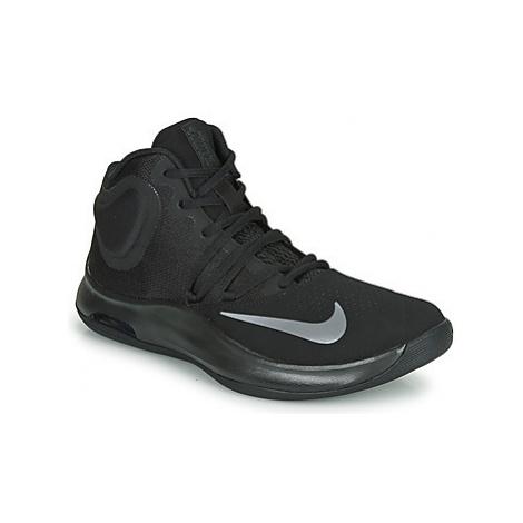 Nike AIR VERSITILE IV NBK men's Basketball Trainers (Shoes) in Black