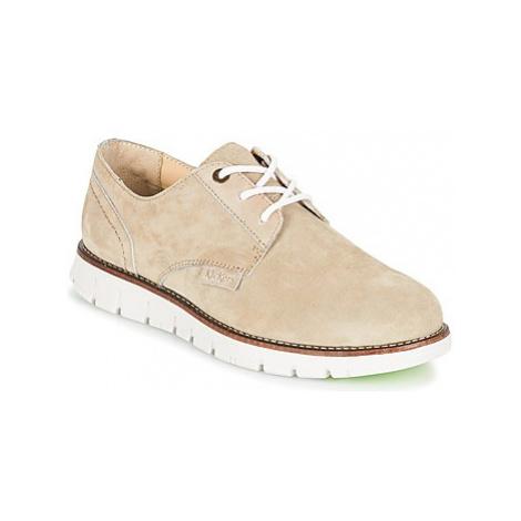 Kickers KICK LOW SPORT men's Casual Shoes in Beige