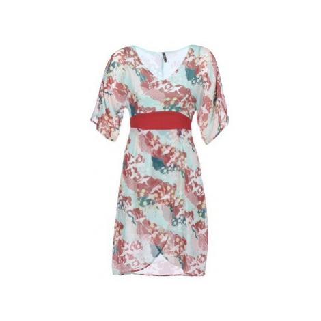 Smash TELMA women's Long Dress in Red