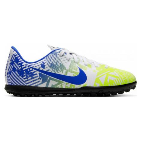 Nike JR MERCURIAL VAPOR 13 CLUB NJR TF green - Kids' turf football shoes