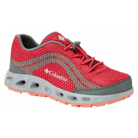 Columbia CHILDRENS DRAINMAKER IV red - Children's outdoor shoes