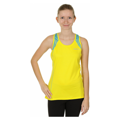 Craft 1903203/Focus Cool Sublimated Singlet - 2553/Vega/Resort