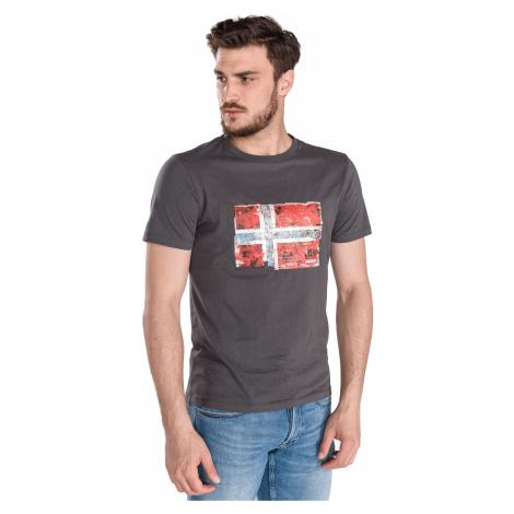 Napapijri Seitem T-shirt Grey