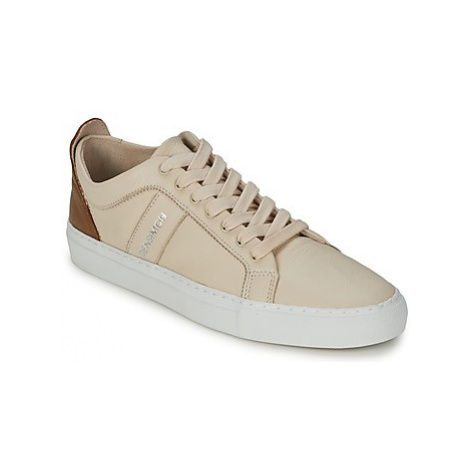 Bensimon BICOLOR FLEXYS women's Shoes (Trainers) in Beige