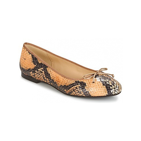 Betty London MICORO women's Shoes (Pumps / Ballerinas) in Brown