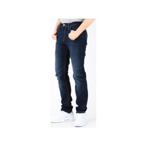 Lee Luke Deep Shadow L719YQDP men's Skinny Jeans in Blue
