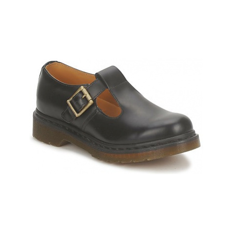 Dr Martens POLLEY women's Casual Shoes in Black