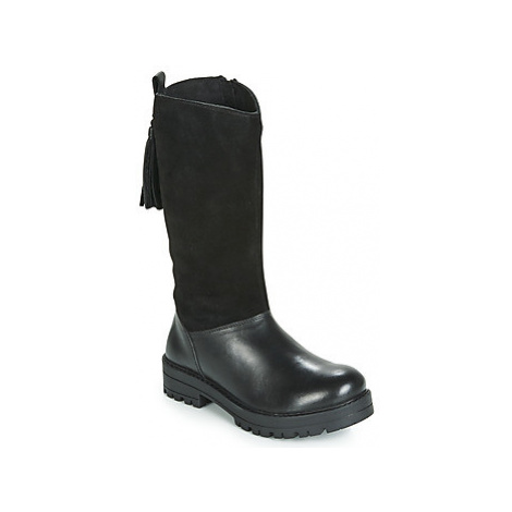 Gioseppo KRAUPA girls's Children's High Boots in Black