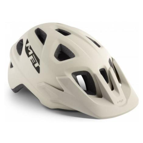 Met ECHO white - Cycling helmet