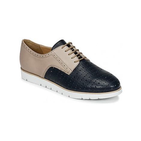 Geox KOOKEAN women's Casual Shoes in Blue