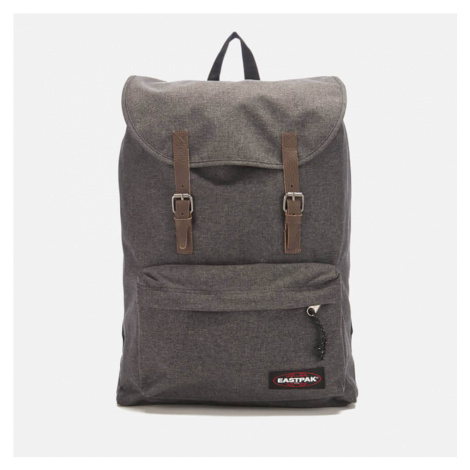 Eastpak Men's Authentic London Backpack - Black Denim