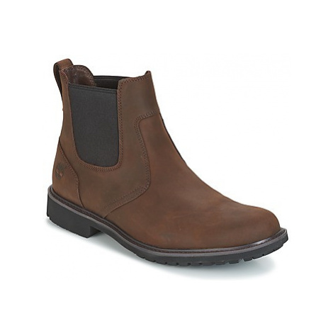 Timberland STORMBUCKS CHELSEA men's Mid Boots in Brown