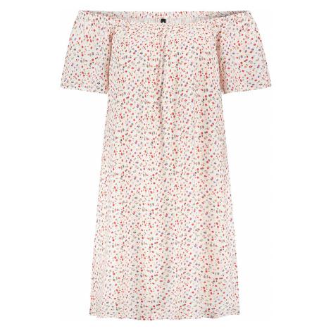 Fresh Made Off-Shoulder Dress Short dress multicolour