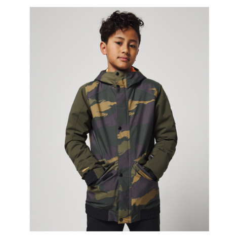O'Neill Decode Kids jacket Green Colorful