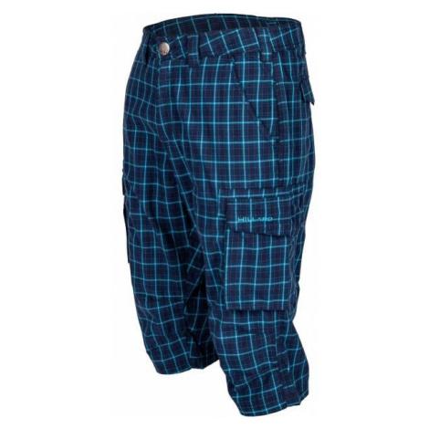 Willard ELIEN dark blue - Men's 3/4 length shorts