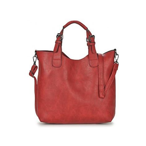 Moony Mood EMIRA women's Handbags in Red