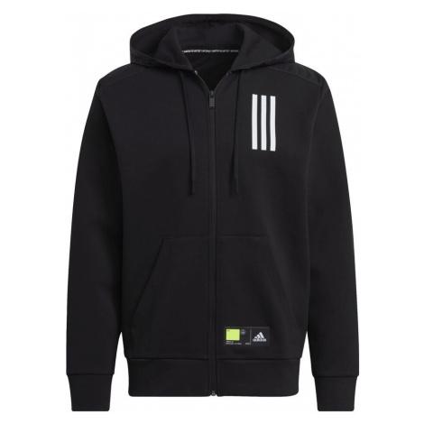 Overlay Zip Hoodie Men Adidas