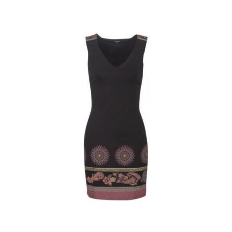 Desigual AMELIE women's Dress in Black