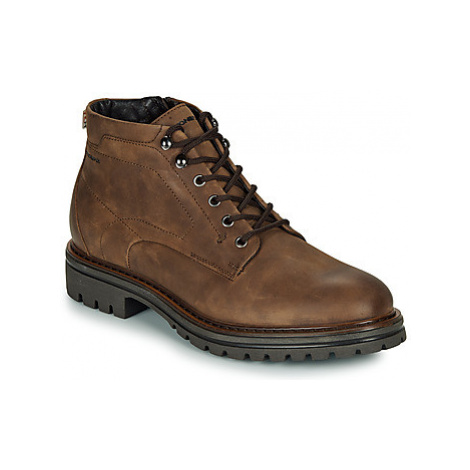 Stonefly ALEX HDRY men's Mid Boots in Brown