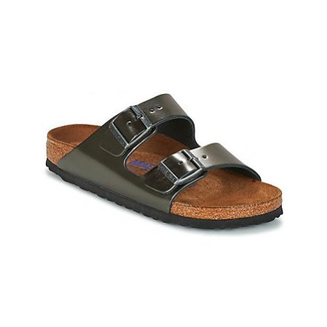 Birkenstock ARIZONA women's Mules / Casual Shoes in Grey