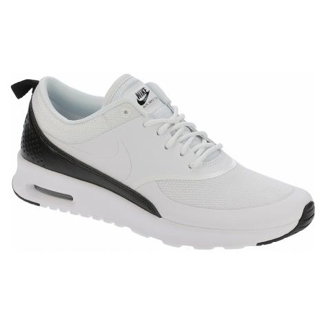 shoes Nike Air Max Thea - White/White/Black - women´s