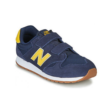 New Balance 520 girls's Children's Shoes (Trainers) in Blue