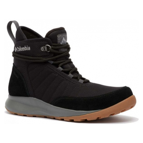 Columbia NIKISKI 503 black - Women's winter shoes