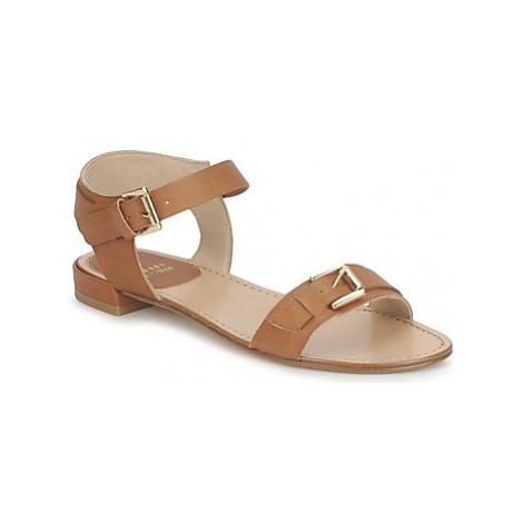 Stuart Weitzman BEBOP women's Sandals in Brown