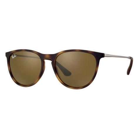 Ray-Ban Izzy Unisex Sunglasses Lenses: Brown, Frame: Gunmetal - RJ9060S 700673 50-15