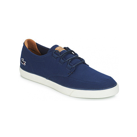 Lacoste ESPARRE DECK 119 3 men's Boat Shoes in Blue