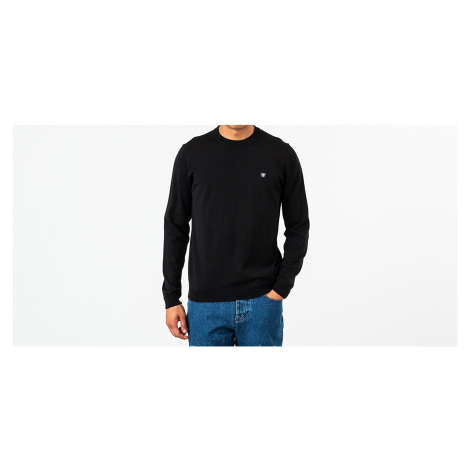WOOD WOOD Kip Sweatshirt Black