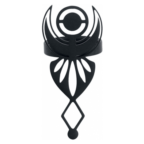 Mysterium® - Sacred Wicca Ring - Ring - black