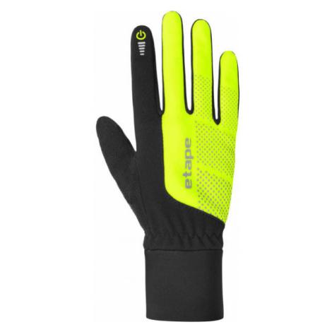 Etape SKIN WS+ yellow - Women's winter gloves