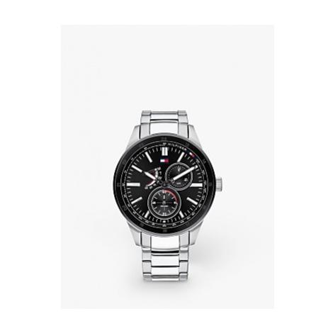 Tommy Hilfiger Men's Single Chronograph Bracelet Strap Watch